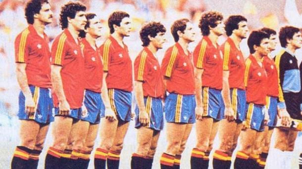 España por el Mundial de 1982 (elindependiente.com)