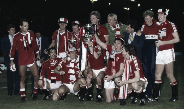United won the FA Cup in 1983 under Ron Atkinson (Photo: Bob Thomas / Getty Images)