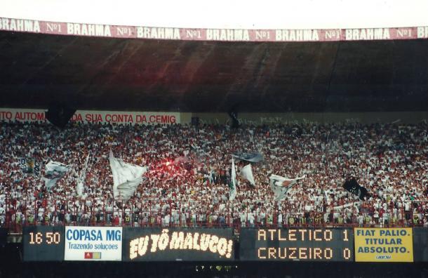 Mais de 39 mil torcedores no Mineirão (Foto: Osmar Ladeia/Especial à VAVEL Brasil)