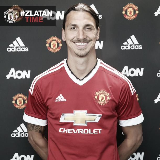Manchester United announced the signing earlier this week (Photo source: manutd.com)