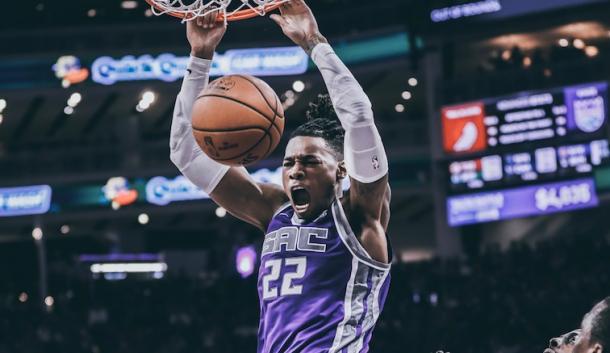 Richaun Holmes // NBA
