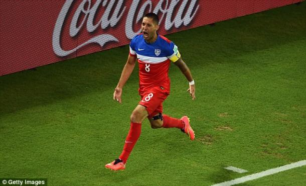 Clint Dempsey's maliciousness, as well as goal-scoring ability, are unparalleled in a soccer culture designed to keep out Latin players, and players from underprivileged and working-class backgrounds and prevent them embracing the game the rest of the world has. (Photo credit: Getty Images)