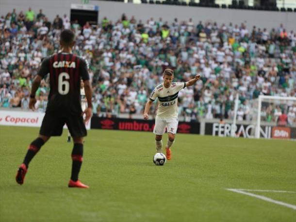 Foto: Comunicação / Coritiba Foot Ball Club
