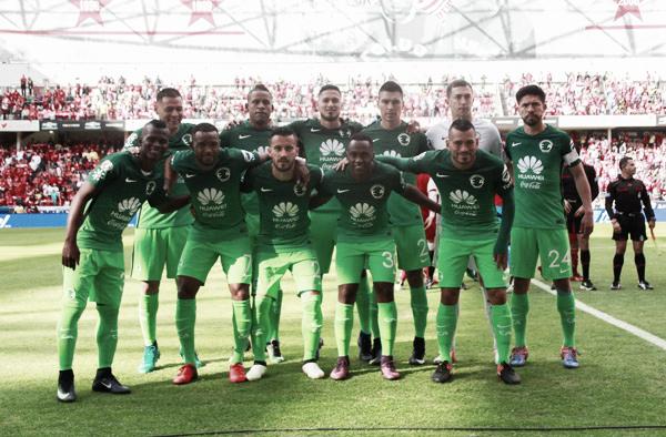 Las águilas en su debut. | Foto: Liga Mx
