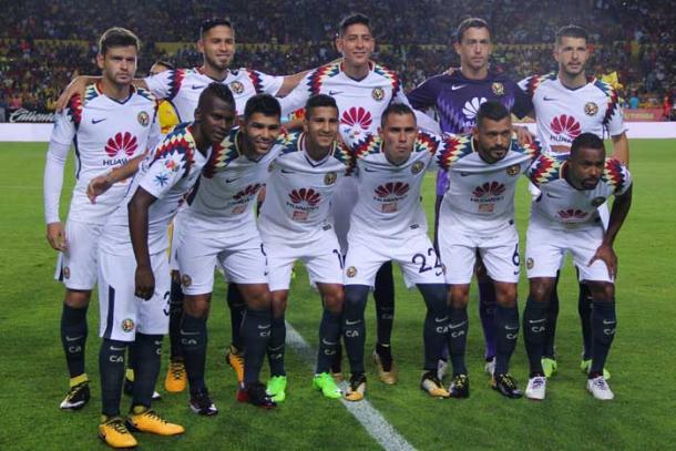 (Club América   Foto: Liga Bancomer MX)