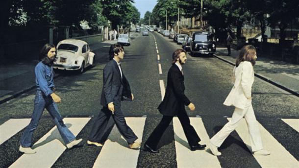 Portada de 'Abbey Road' | Fuente: The Beatles