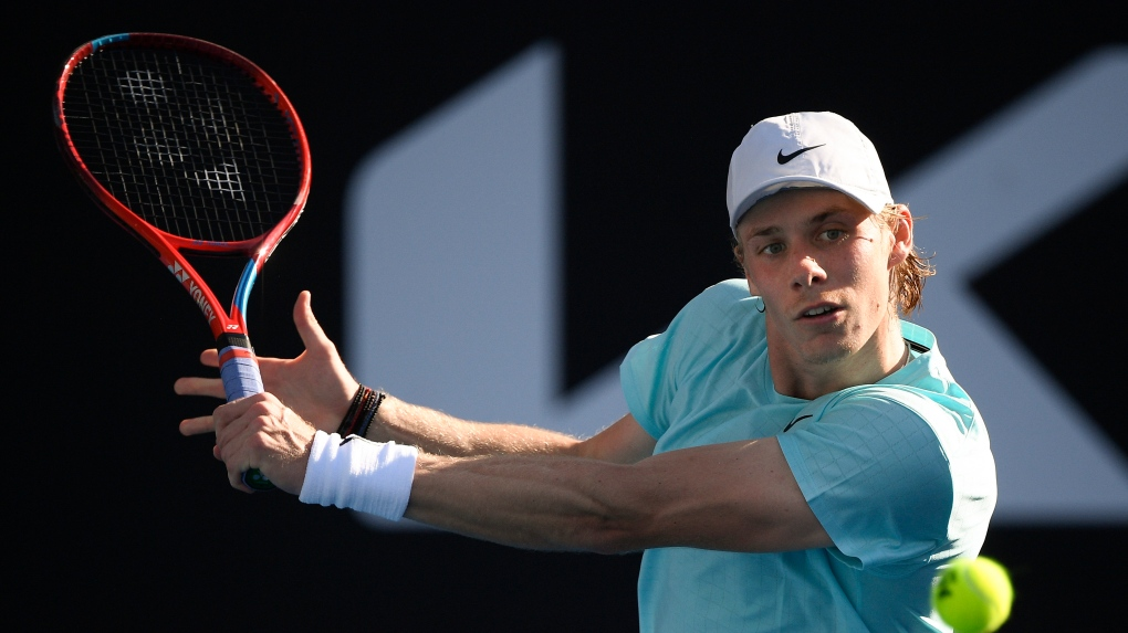 Shapovalov will look to impose his ultra-aggressive game on his friend and countryman/Photo: Andy Brownbill/Getty Images