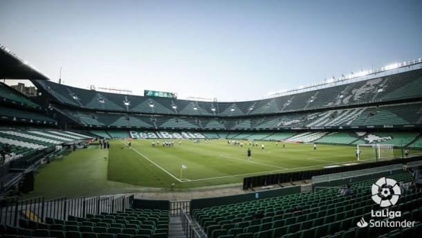 Estadio Benito Villamarín / Foto: LaLiga