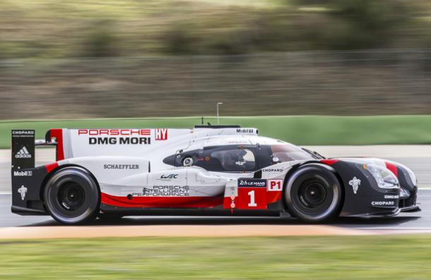 Porsche encontrou um adversário? (Foto: Porsche AG)