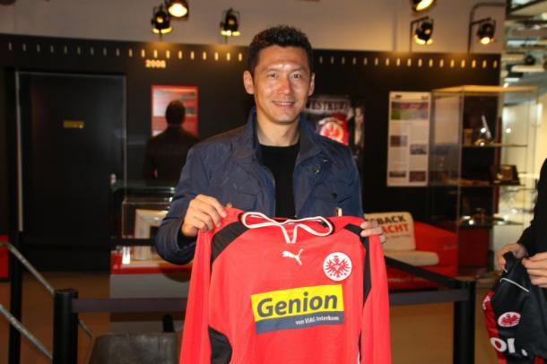 Chen Yang | @Eintracht