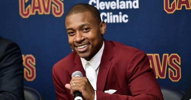 Isaiah Thomas comienza una nueva aventura e Cleveland. | Fotografía: Ken Blaze / USA Today Sports