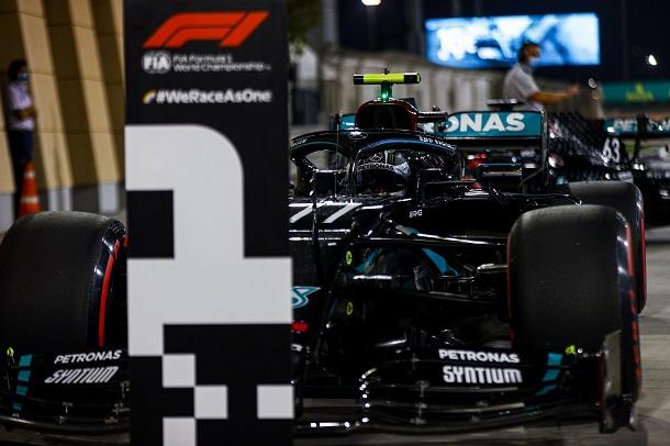 Valtteri Bottas partirá desde la pole. Fuente: Mercedes