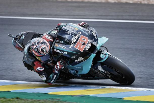 Fabio Quartararo / Fuente: MotoGP
