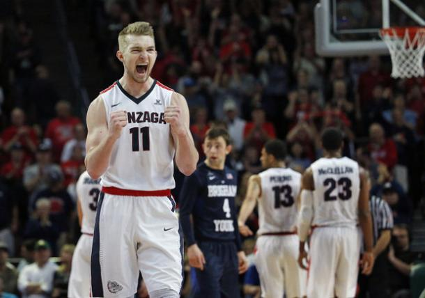 Sabonis is the Draft-oriented piece that tipped the scale for Sam Presti and OKC. | Photo: John Locher/AP Photo