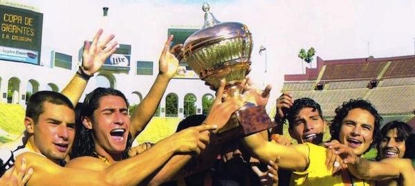 Campeones de la Copa de Gigantes | Foto: Club América - Sitio Oficial