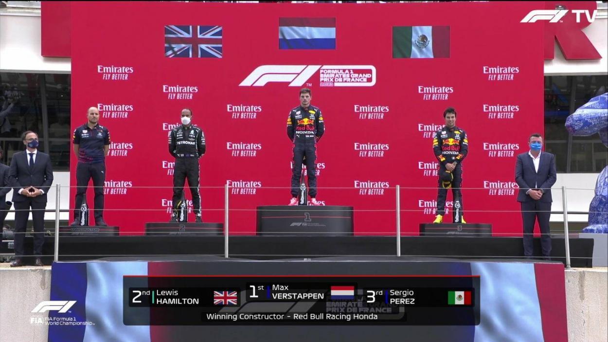 Foto: F1 TV