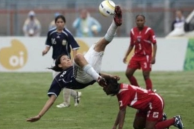 Argentina - Panamá, en los Juegos Panamericanos 2007