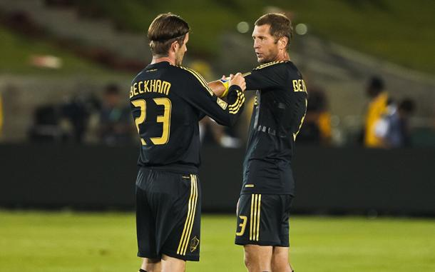Gregg Berhalter finished his career with the LA Galaxy | Source: ussoccer.com