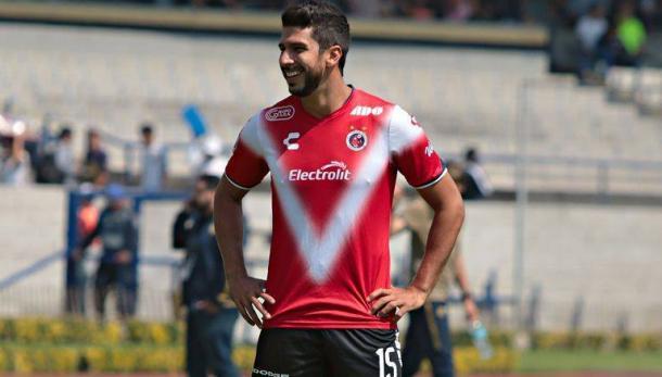Herrera salió al Viejo Continente | Foto: Imago7