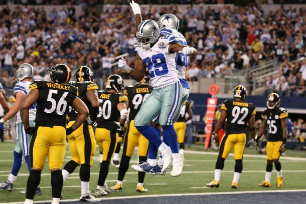 The last time the Steelers and the Cowboys met was back in 2012 (Photo: Matthew Emmons-USA TODAY Sports)