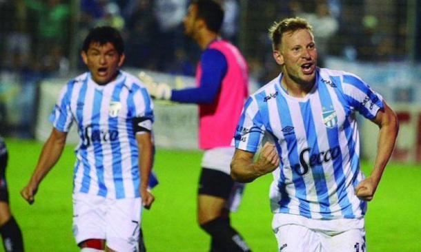 Menéndez será uno de los delanteros titulares | Foto: Agencias
