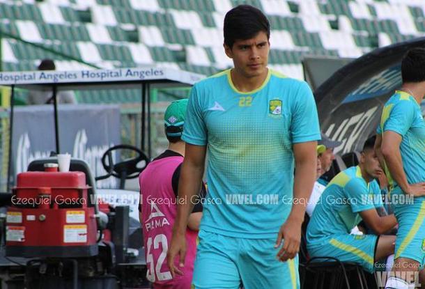 Herrera Equihua no se consolidó como titular | Foto: VAVEL
