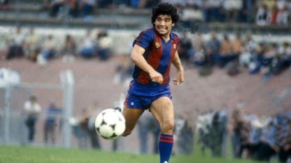 Maradona en velocidad (foto:youtube)