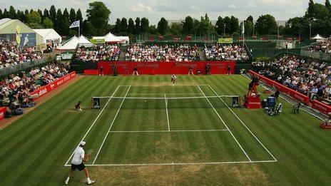 Torneo de Nothingham (Fotografía: ATP)
