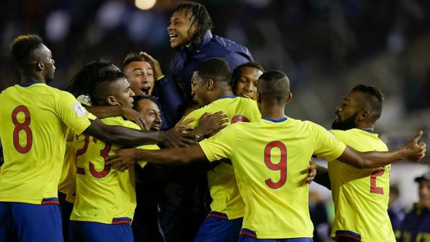 Ecuador's offense will need to exploit the shaky Brazilian defense on Saturday at the Rose Bowl to potentially win the game. Photo provided AAP.