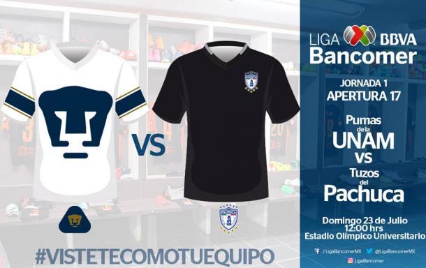Foto: Liga BBVA Bancomer MX / Facebook