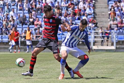 El Melilla ya se enfrentó la pasada temporada al Recreativo de Huelva
