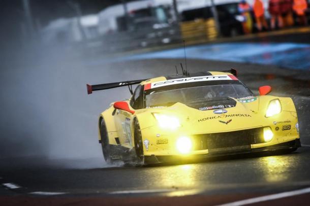 Para dirigente, Corvette está escondendo real potencial do seu carro. (Foto: WEC)