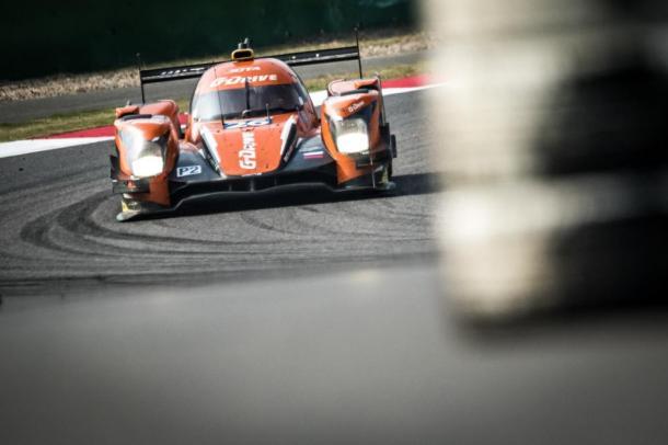 G-Drive vence mais uma na classe LMP2. (Foto: Gabi Tomescu – AdrenalMedia.com)
