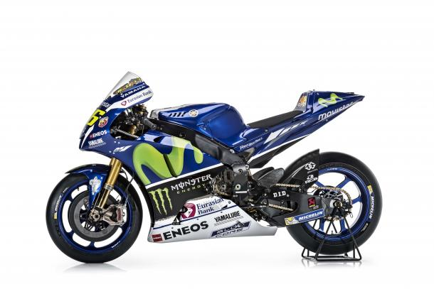 Up close and personal with the Movistar Yamaha M1 - www.motogp.com