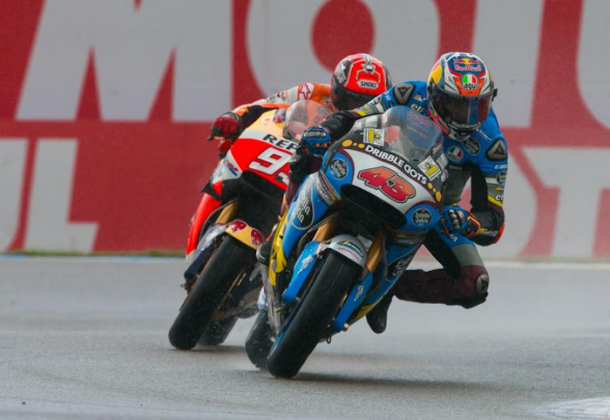 Amazing performace from miller at the Assen GP - www.thebikestig.com.au