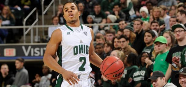 Simmons is the best player on a Bobcats team looking for their first NCAA appearance since 2012/Photo: WOUB website