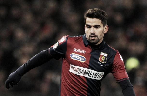 Rincon con la maglia del Genoa | primocanale.it
