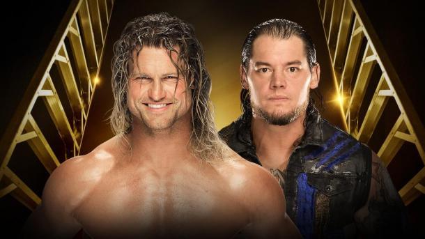 Ziggler takes on Corbin yet again. Photo- WWE.com