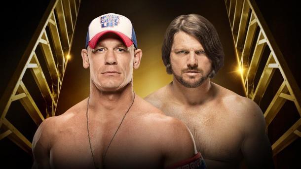 A dream match takes place. Photo- WWE.com