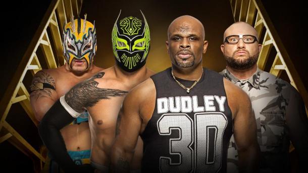 Experience - future. Photo- WWE.com