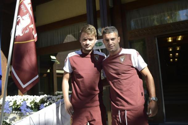 New boys on the block Ljajic and Falque | Photo: it.yahoo.sports.com