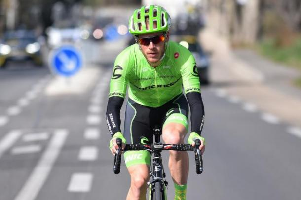Andrew Talansky será uno de los líderes del Cannondale-Drapac en el Tour de Francia I Foto: TDWSport.com