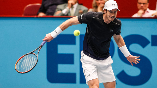 Andy /Murray during Tie Break Tens (Photo: ATP World Tour)