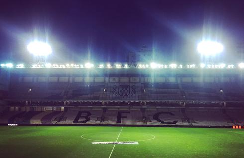 Estadio do Bessa. Foto: @boavistaoficial