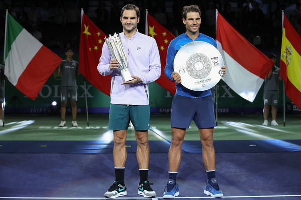 The duo have now split their last ten encounters (Lintao Zhang/Getty Images AsiaPac)