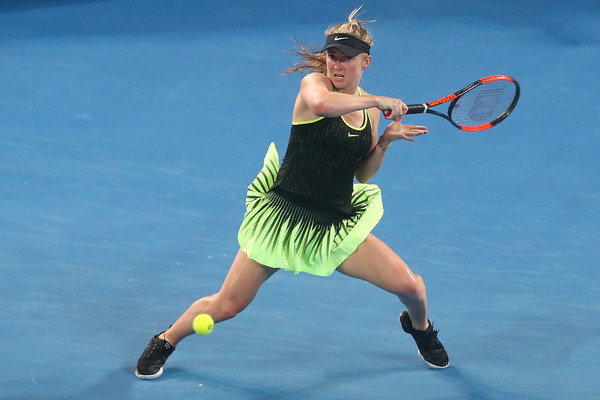 Elina Svitolina in action | Photo: Chris Hyde/Getty Images AsiaPac