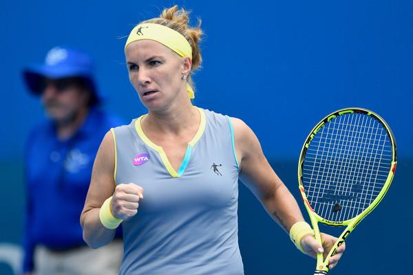 Svetlana Kuznetsova fails at her title defense | Photo: Brett Hemmings/Getty Images AsiaPac