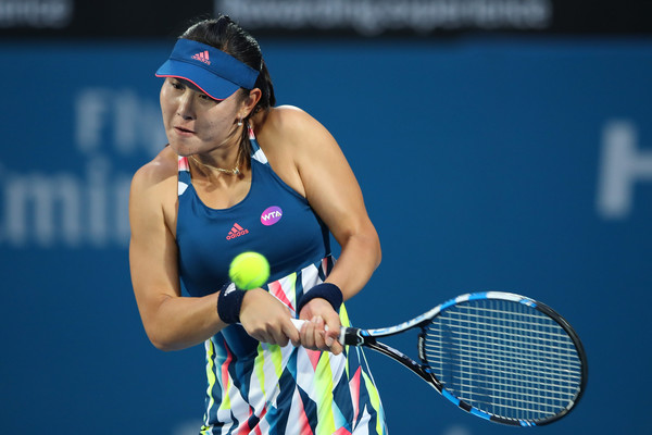 Duan Yingying in action | Photo: Cameron Spencer/Getty Images AsiaPac