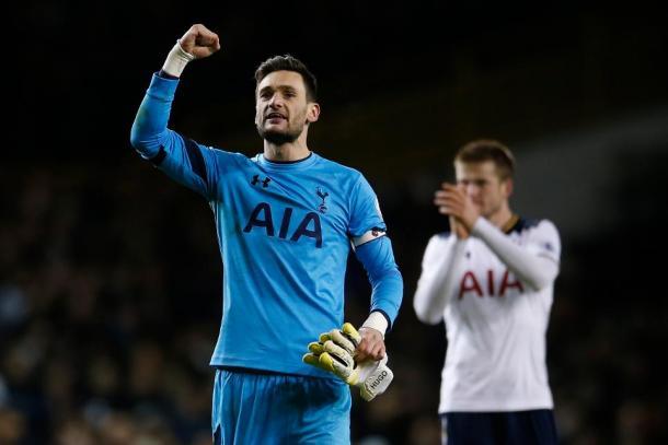 Lloris, entre el 'Top-3' de los jugadores más importantes de Tottenham   Foto: Premier League.