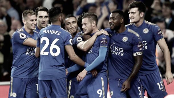El Leicester buscará seguir con la racha invicta./ Foto: Premier League